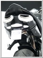 ZARD Schalldämpfer Paar Suzuki B-King