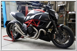 HP Corse Schalldämpfer Evolution Line Diavel