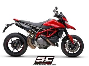 SC-Project Schalldämpfer Paar S1 Ducati Hypermotard 950