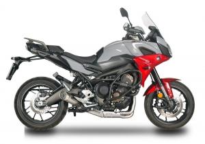 Spark Komplettanlage inkl. Kat. GRID-O Yamaha MT-09, XSR 900 und Tracer 900