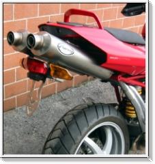 Marving Schalldämpfer-Paar Multistrada 620 und 1000