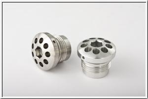 Motocorse aluminium oil cap