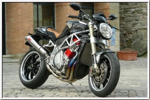 Motocorse Kotflügel vorne F4 und Brutale