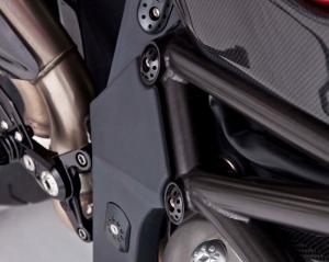 Motocorse Rahmenkappen rund MV Agusta