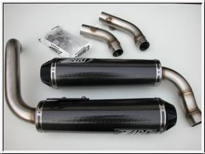 ZARD Schalldämpfer Paar Monster S2R 800/1000, S4R und S4Rs