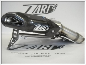 ZARD Schalldämpfer Penta Hypermotard 796 & 1100
