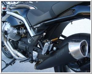ZARD Schalldämpfer Moto Guzzi Griso 2V und 4V