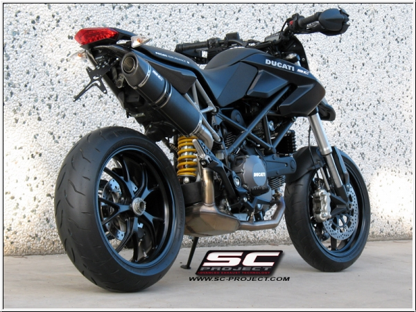 SC-Project silencer Hypermotard 796 & 1100