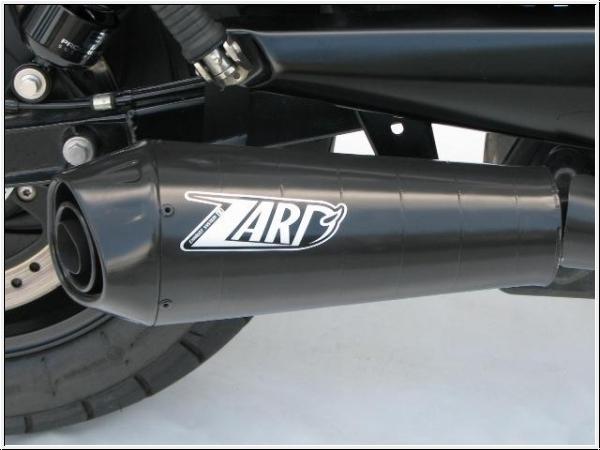 ZARD 3>1 Komplettanlage Triumph Rocket III