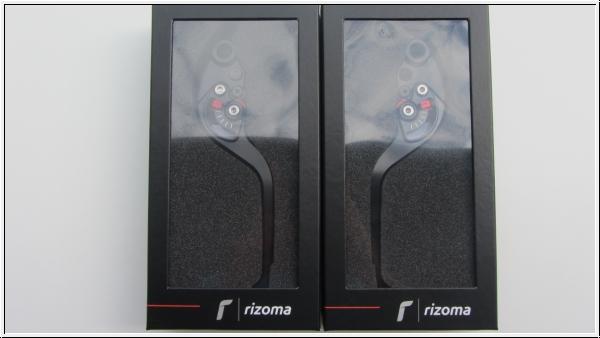Rizoma Brems- und Kupplungshebel Paar RRC