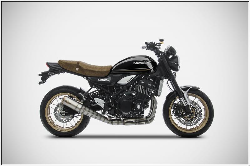 ZARD 4>1 Komplettanlage Kawasaki Z 900 RS