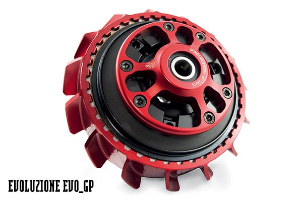 STM Antihopping-Kupplung Evoluzione GP Ducati