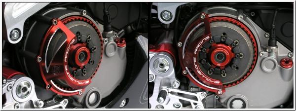 STM Kupplungsdeckel Mod. Flash 180°