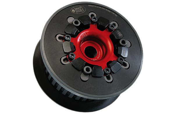 STM Antihopping-Kupplungsmechanismus für Ducati Ölbadkupplungen