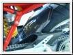 Radabdeckung hinten Multistrada 1000/1100 und Hypermotard