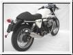ZARD Schalldämpfer-Paar Moto Guzzi V7