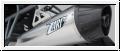 ZARD Schalldämpfer BMW F 800 GS