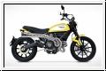 ZARD 2>1 Komplettanlage Ducati Scrambler