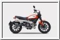 ZARD 2>1 Komplettanlage Special Edition Ducati Scrambler