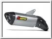 Akrapovic Schalldämpfer Kit mit Kat. Hypermotard 821