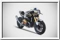 ZARD 2>2 Komplettanlage mit Kat. BMW R Nine T