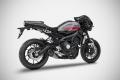 ZARD 3>1 Komplettanlage mit Kat. Euro 4 Yamaha MT-09, XSR 900 und Tracer 900