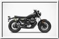 ZARD Schalldämpfer Paar big Moto Guzzi V9 Bobber - Roamer