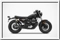 ZARD Schalldämpfer Paar slim Moto Guzzi V9 Bobber - Roamer
