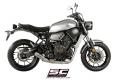 SC-Project Komplettanlage CR-T Yamaha MT-07 und XSR-700