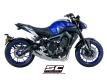 SC-Project Komplettanlage S1 Yamaha MT-09, XSR 900 und Tracer 900 ab 2017
