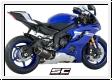 SC-Project Schalldämpfer SCR-1 Yamaha R6 BJ 2017-20