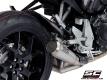 SC-Project Schalldämpfer conico 70s Honda CBR 1000 R