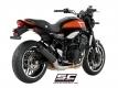 SC-Project Schalldämpfer GP pureblack Kawasaki Z 900 RS