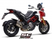 SC-Project Schalldämpfer CR-T Ducati Multistrada 1260