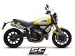 SC-Project Schalldämpfer Paar Conic Racer Ducati Scrambler 1100