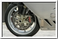 Motocorse Ergal Gabelfuss Kit Aufnahme 100mm