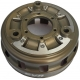 EVR Kupplungskorb Panigale V2 & V4 mit Antiverschleiss-Stahleinsätzen