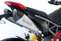 HP Corse Evoextreme Schalldämpfer-Paar Ducati Hypermotard 950