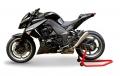 HP Corse Hydroform Schalldämpfer Paar Kawasaki Z1000 BJ 2010 bis 2017