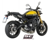 SC-Project Komplettanlage conico 70s mit Kat. Yamaha MT-09 und XSR-900 2014 bis 2016