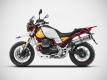 ZARD Schalldämpfer Moto Guzzi V85 TT