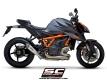 SC-Project Schalldämpfer S1 KTM Super Duke 1290 R ab BJ 2020