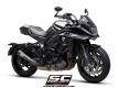 SC-Project Schalldämpfer metal-black Suzuki Katana ab BJ 2019