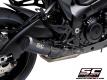 SC-Project Schalldämpfer Conico 70s Suzuki GSX-S 1000 ab BJ 2017