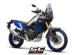 SC-Project Schalldämpfer SC1-R Yamaha Ténéré 700 ab BJ 2019