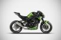 ZARD Komplettanlage Kawasaki Z900 ab BJ 2020