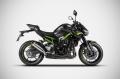 ZARD Schalldämpfer Kawasaki Z900 ab BJ 2020