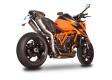 Spark Volltitan Schalldämpfer Paar GRID-O KTM Superduke 1290 R ab 2020
