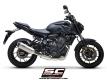 SC-Project Komplettanlage SC1-S Yamaha MT-07 und Tracer 700 Euro 5