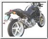 Marving Schalldämpfer Paar li./re. Monster S2R 800/1000 und S4R